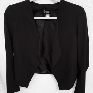 DIVIDED by H&M | Black Long Sleeve Blazer
